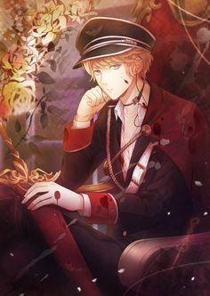 Diabolik Lovers: Sakamaki Shu