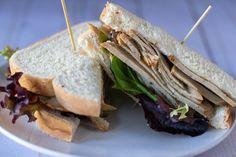 Vegan Deli Sliced Turkey Breast — 86 Eats Tofu Turkey, Vegan Turkey, Sliced Turkey, Burger Meat, Veggie Burgers, Seitan Recipes, Vegan Roast, Turkey Sandwiches