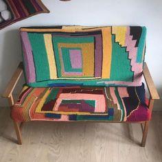 Love this work by Funky Furniture, Furniture Design, Retro Interior Design, Best Decor, Dream Apartment, New Room, Home Decor Inspiration, Decoration, Home Goods