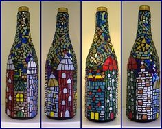 Bottle Craft Ideas (14 Pics)