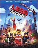 LEGO Movie [2 Discs] [UltraViolet] [Blu-ray/DVD]