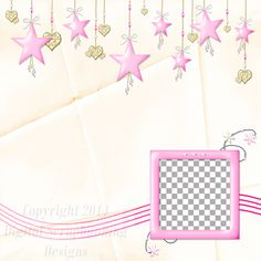 """Layout QP 5A CAFS…..Quick Page, Digital Scrapbooking, Catch A Falling Star Collection, 12"""" x 12"""", 300 dpi, PNG File Format"""