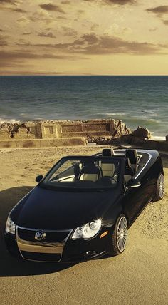 Volkswagen EOS. I have this in blue and I love it !!!!