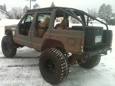 jeep grand cherokee chop top   Project Military Cherokee Revamped! - Page 17 - Jeep Cherokee Forum