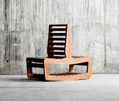Chairs | Seating | Happy Chair | QoWood. Check it out on Architonic
