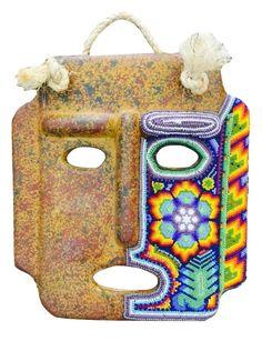 Mascara de barro|Casadek Artesanías Online
