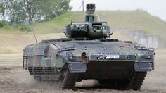 German Puma AIFV production ramps up | IHS Jane's 360