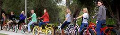 Pedego family of bikes