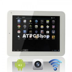 """($188.60) Cube U9GT3 8"""" Capacitive IPS Screen Dual-Core Android 4.1 16GB Tablet PC  #tablet #cell #phone #computer #shopping #shop #deals #PC #wireless #smart #tv #Media #Player #Cloud #droid #Market #Google #Phone"""