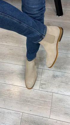 Black Suede Chelsea Boots, Chelsea Boots Outfit, Mens Shoes Boots, Shoe Boots, Leather Shoes, Men's Shoes, Best Casual Wear For Men, Charro Outfit, Blue Slim Fit Suit