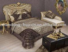 Fesselnd Schlafzimmer Ideen, Barock, Picasa