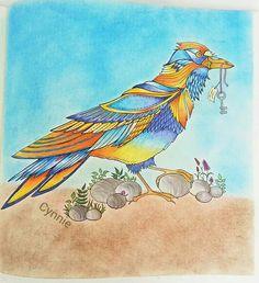 Tropisch Paradijs Vogel