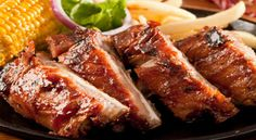 Oven-Barbecued Beef Back Ribs  Ingredients      1 cup catsup or Ketchup     1 cup brown sugar     2 tbsp cider vinegar  - See more at: http://www.easydeliciousfoodrecipes.com/oven-barbecued-beef-back-ribs/#sthash.oEyZSiNn.dpuf