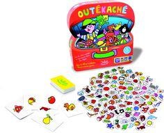 outekaché, jeu observation et rapidité