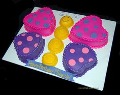 Butterfly cake by Simply Sweets, via Flickr