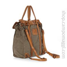 Weekend travel bags BACKPACK BAG Campomaggi