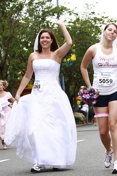 Active Bachelorette Party Ideas If the bride-to-be in your bachelorette party is a runner, then you might consider planning her bachelorette party around a race designed just for women. Women's races are more than just a pile of miles; they are weekend events in fun destinations and all about celebrating women and friendship. Here are▸ Read More
