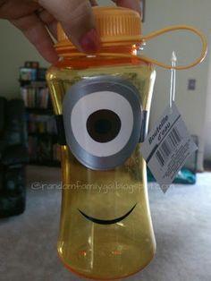 DIY Minion gifts
