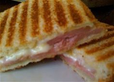 Ham and Cheese Panini with Special Sauce   Tasty Kitchen: A Happy Recipe Community!