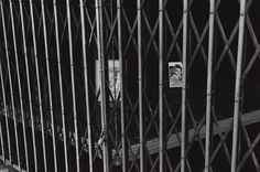 "New York City  Lee Friedlander,1962. Gelatin silver print, 5 13/16 x 8 11/16"" (14.7 x 22.1 cm). Purchase. © 2012 Lee Friedlander"