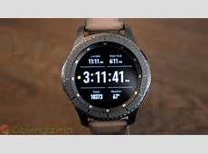 Strap Studio Seta Acacia Leather Watch Strap for Samsung Gear S3