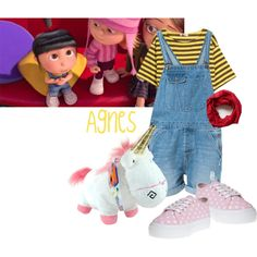 Despicable Me | Agnes  BTW I have this unicorn, lol