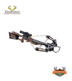 NEW TenPoint Carbon Elite XLT - #185 - Crossbow Package - Mossy Oak Camo