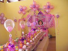 Decoración con globos Berny