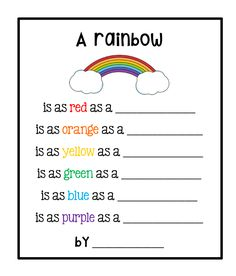 This St. Patrick's Day, find fun at the end of the rainbow with these crafts and books that are perfect for your elementary school classroom! Rainbow Crafts Preschool, Rainbow Activities, Preschool Classroom, Classroom Themes, In Kindergarten, March Lesson Plans, Preschool Weather, Rainbow Writing, St Patrick Day Activities