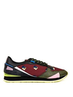 KENZO Shifted Running H14 trainers (215327)