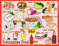 Vietnamese food!