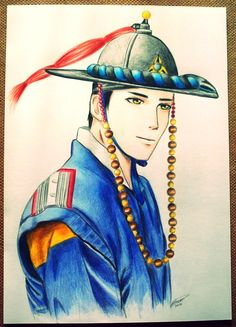 Joseon soldier by Feognia