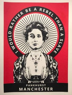 Online shop for artist MANCSY selling original limited screenprints. Made in Manchester. You are buying from MANCSY directly when you shop here. Emmiline Pankhurst, Deeds Not Words, Punk Poster, Manchester Art, Political Posters, She Quotes, Protest Signs, Feminist Art, Yesterday And Today