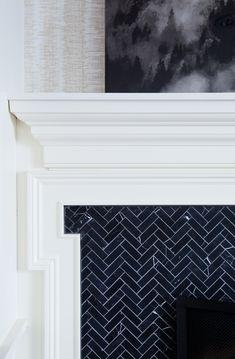 One Room Challenge with Sarah Walker - Anvil Fireside
