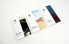 Astray Travel Co : Brochure Design on Behance