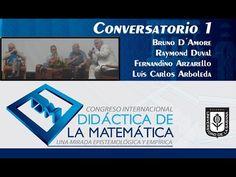 Conversatorio Didáctica de la Matemática Hoy. Día 1 Congreso Didáctica d...