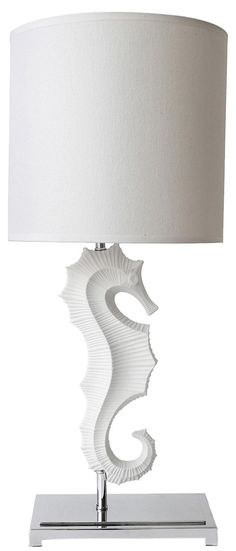 Jonathan Adler Seahorse Lamp from diapers.com... OMG I LOVE THIS LAMP!!! #DiaperscomNursery