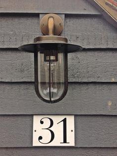 Stableyard bracket lights, Swan neck wall lights, Classic exterior lighting, Exterior lighting, Holloways of Ludlow