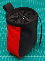 Homemade Climbing Chalk Bag Instructions I Can Use These To Make Treat Bags Though Penny The German Husky Pinterest And