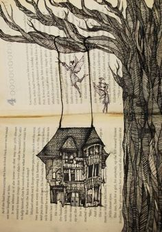 illustration on pages