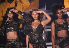 8188ac96 Watch highlights from Beyoncé's epic Coachella set with Destiny's Child,  Jay-Z and Solange Knowles