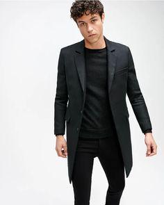 Black Three Piece Suit, All Black Suit, Black 7, Mens Fashion Suits, Fashion Outfits, Black Outfit Men, Blazer Outfits Men, Girl Bottoms, Topcoat