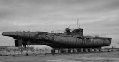 A Massive Operation – Raising A U-Boat To Recover Her Precious Cargo (Watch)