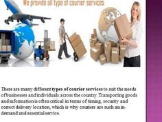 International collection & cheap parcel delivery needs