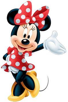 Oiie Pessoal, abaixos vemos uns lindos png's da Minnie Mouse, espero que gostem !!! Se pegar Comente :D