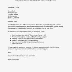 26 effective cover letter samples
