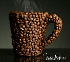 Un Cafe biem rico!!  Con +Vida Nature