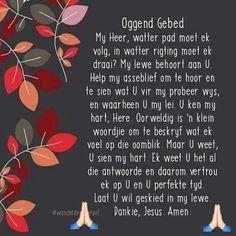 Oggend gebed