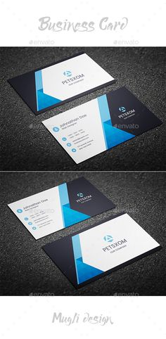 Features: 1 PSD file ( Front & Back). Easy to customize color & Edit text