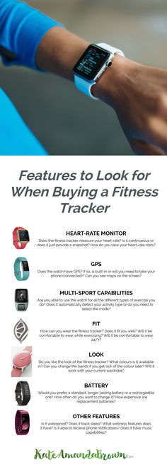 fitness tracker features, fitness watch features, what to look for when buying a fitness tracker, how to choose a fitness tracker, what to look for when buying a fitness watch, how to choose a fitness watch, fitness watch features, fitness tracker features, wareables comparison, fitness tracker infographic, how to find the best fitness watch, how to find the best fitness tracker, fitness watch, fitness tracker, women's fitness watch, women's fitness tracker, fitness watch for women